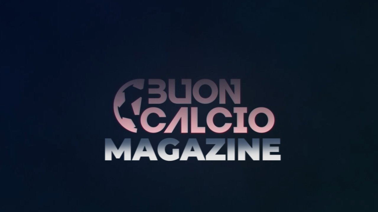 logo buon calcio magazine