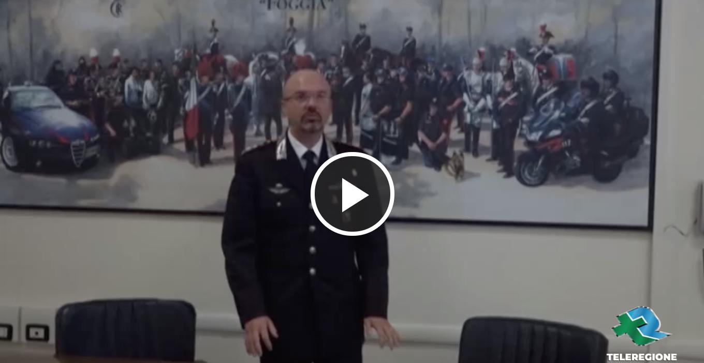 foggia carabinieri
