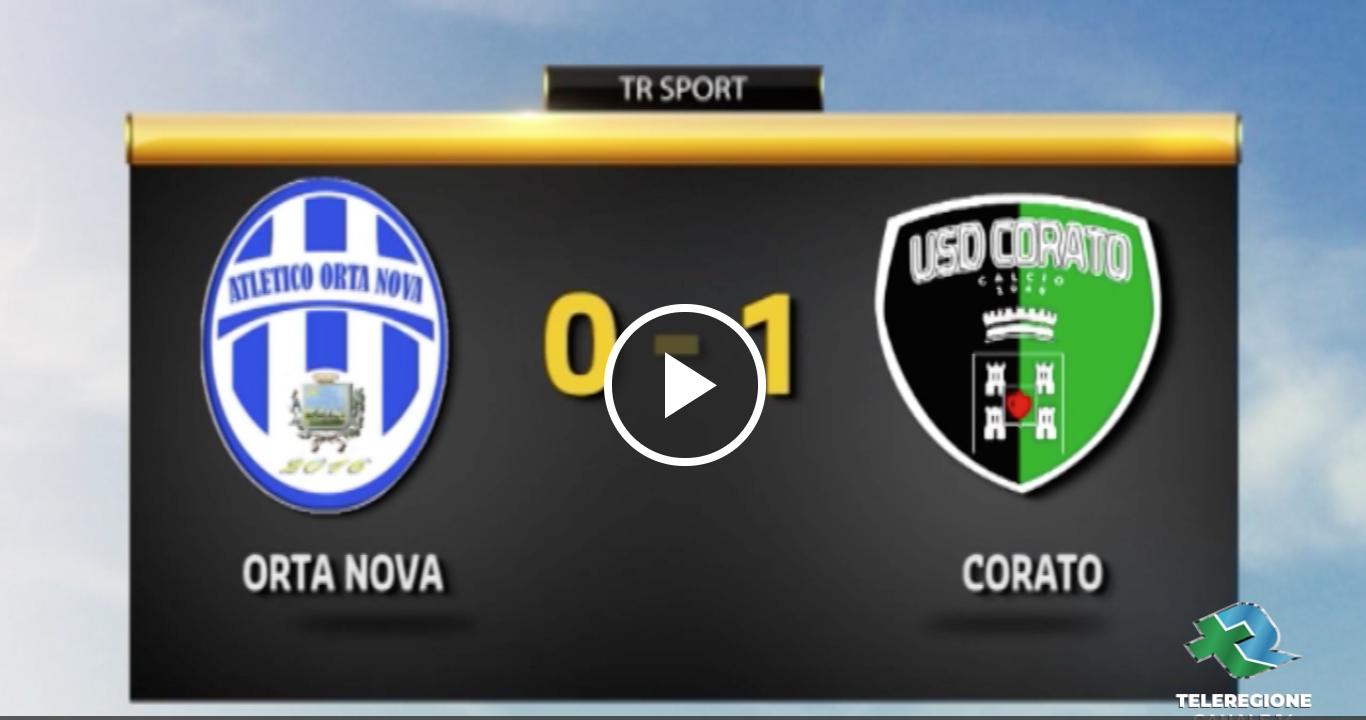Orta Nova - Corato 0-1
