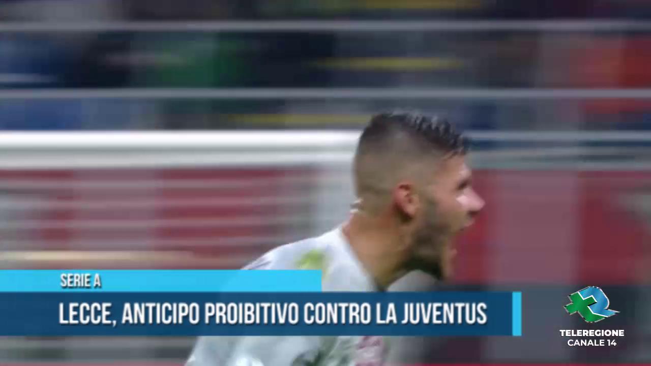 contro la Juventus