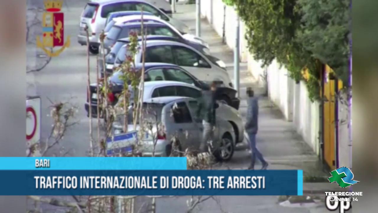 traffico internazionale di droga
