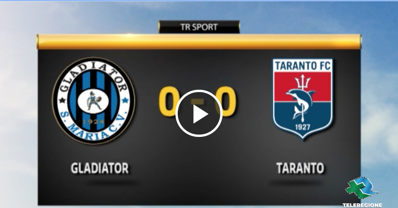 Gladiator - Taranto 0-0