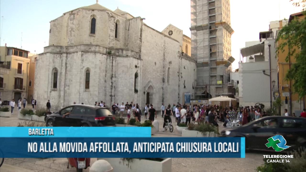 cattedrale di barletta movida