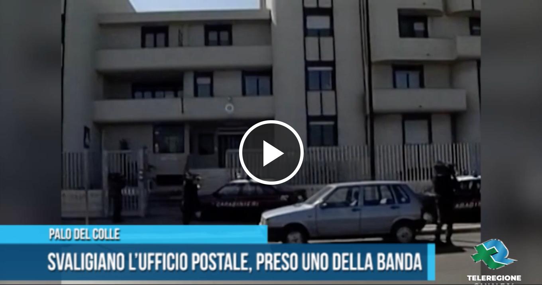 Carabinieri arrestato 36enne Bitonto