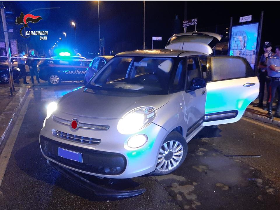 Carabinieri hanno arrestato