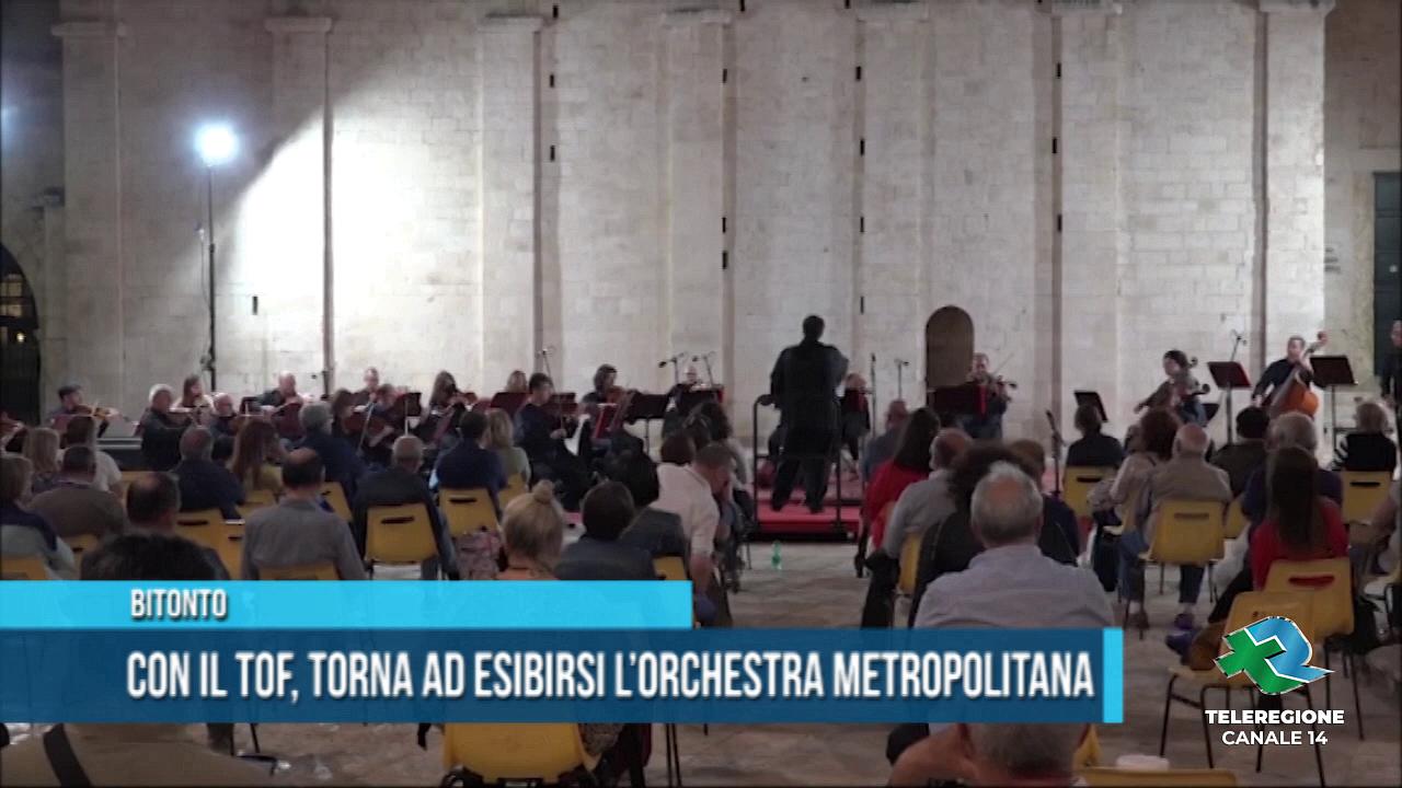orchestra bitonto