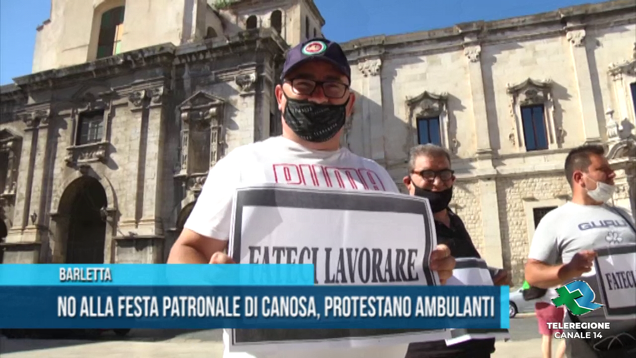 ambulante protesta