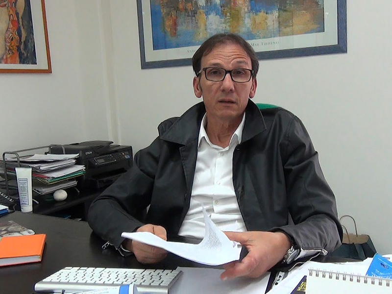 Saverio Andreula OPI bari