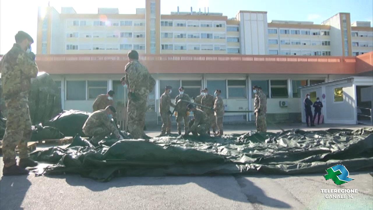 militari ospedale barletta